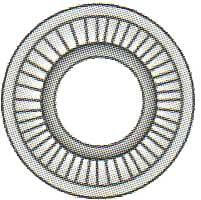 Contact Washers Type M